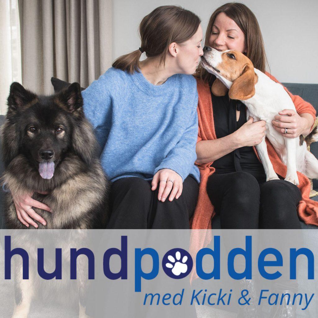 Hundpodden med Kicki, Fanny, Eddie och Tage